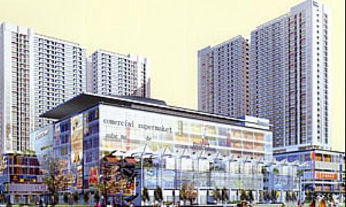 新城市广场图片