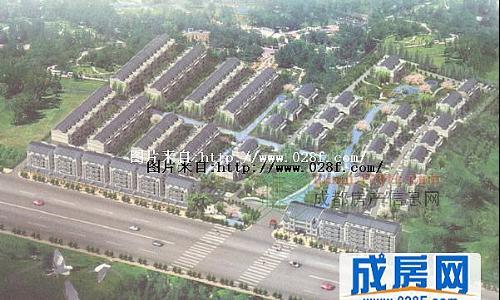西北【】 房屋類型: 多層,聯排別墅,雙拼別墅 開發單位: 都江堰市民興