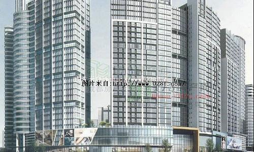 西锦国际广场-外观图