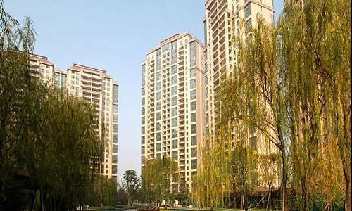 仁恒滨河湾-外观图