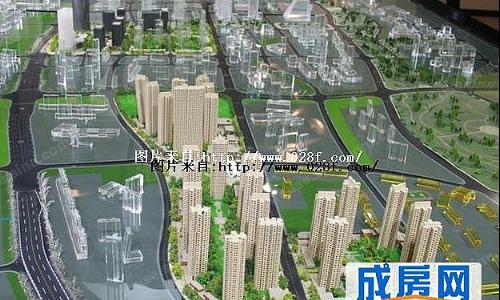 绿地中心468公馆-外观图