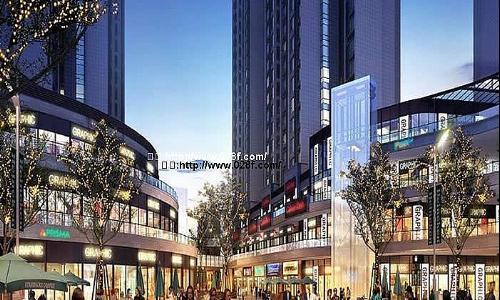 龍湖金楠天街-外觀圖