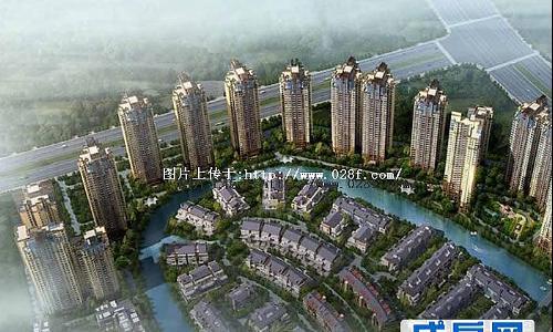 华侨城原岸-外观图