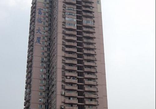 富临大厦-外观环境图