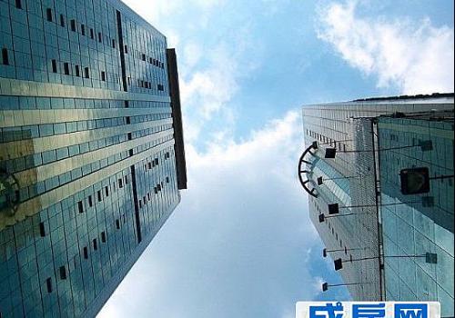 锦阳商厦-外观环境图