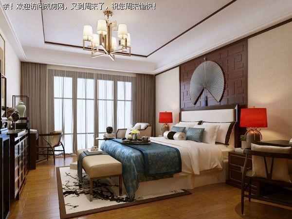 成都别墅装修设计新中式风格案例鉴赏