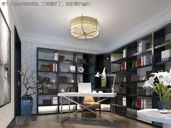 成都装修公司推荐龙城一号中式风格案例鉴赏
