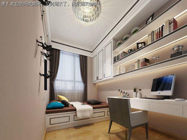 成都装修公司推荐昂世半山观邸现代风格案例