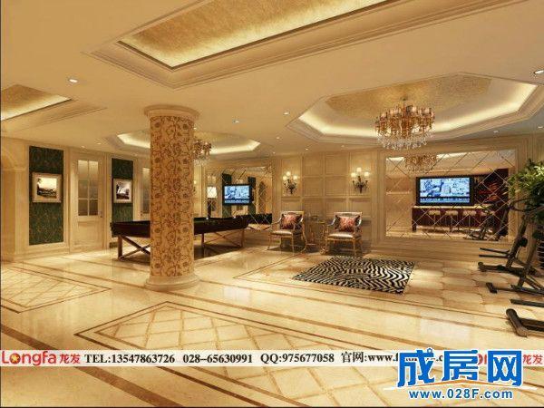 中国会馆装修设计,中国会馆别墅装修,成都别墅装修公司推荐中国会馆室内装修图片,本案装修风格为欧式风格,整个色调以暖色调装修为主,简欧风格中的罗马柱、拱形门洞、玻镜的造型设计发挥的淋漓尽致,而从前期的造型中能看出我们在设计中,利用到了传统的欧式风格的经典元素之外后,更多的还从后期的主材的样式与颜色的搭配中抓到重点,让那种相互呼应的感觉恰到好处。 装修咨询热线:TEL:13547863726 028-65630991 QQ:975677058 何蓉 更多室内装修图片: http://831787.