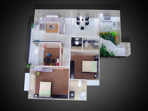 户型按建筑形式分类 复式 跃层 错层 平层