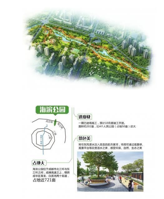 城北 巨无霸公园 开建 可供22万市民休闲