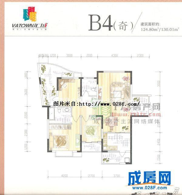 华楠半岛—户型图展示-成都新房-成都楼盘|成都房产